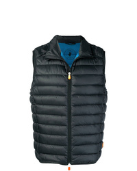 Save The Duck Padded Quilted Waistcoat