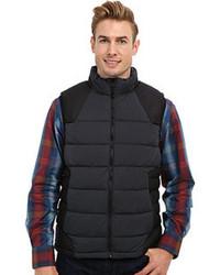 Robert Graham Stratford Woven Puffer Vest