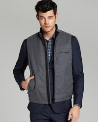 Theory Vestra Rontra Reversible Vest To Bloomingdales
