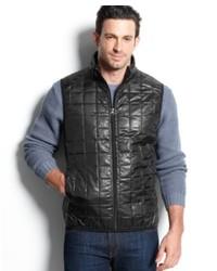 Weatherproof Vintage Vest Stand Collar Cire Puffer Vest