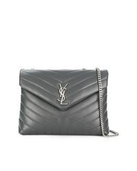 Saint Laurent Medium Loulou Quilted Bag