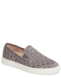 Vince Camuto Billena Quilted Slip On Sneaker
