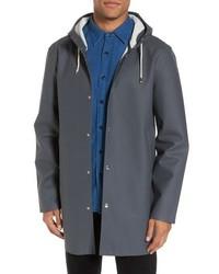 Charcoal Raincoat