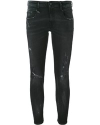 R13 distressed skinny jeans medium 691622
