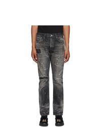 Neighborhood Black Bullet Savage Deep Narrow Jeans