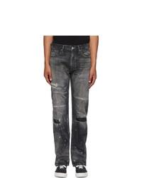 Neighborhood Black Bullet Savage Mid Jeans