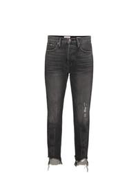 Frame Denim Rigid Re Release Le Original Distressed Jeans