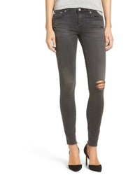 AG Jeans Ag The Legging Ripped Super Skinny Jeans
