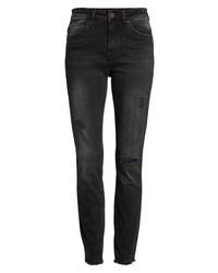 Mavi Jeans Alissa Super Skinny Ankle Jeans