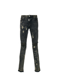Destroyed skinny jeans medium 7870306