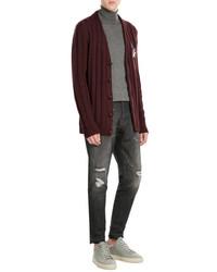 Distressed skinny jeans medium 3643924