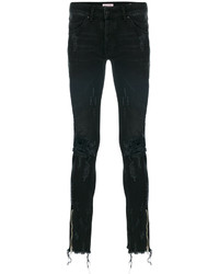 Distressed skinny jeans medium 4394383