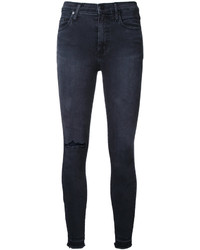 Nobody Denim Cult Skinny Ankle Exposed Jeans