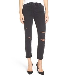 Paige Transcend Hoxton High Rise Skinny Jeans