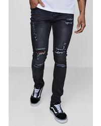 9af47d2eb340 Men's Jeans from BooHoo | Men's Fashion | Lookastic.com