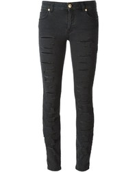 Versus Ripped Skinny Jeans