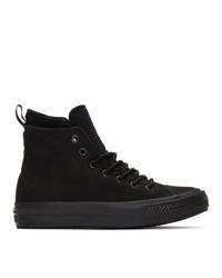 Converse Grey Chuck Taylor Utility Waterproof Draft Boot Sneakers