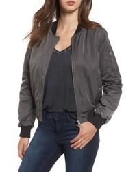 Graham satin bomber jacket medium 4951031