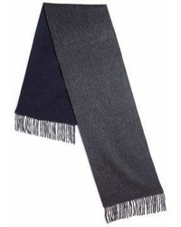 Saks Fifth Avenue Collection Two Tone Cashmere Scarf