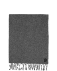 Mackage Grey Wool Luki Scarf