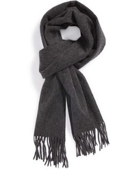 Shop solid cashmere scarf medium 388683
