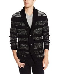 Calvin Klein Jeans Texture Strpe Cardigan Sweater