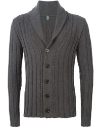 Eleventy Shawl Neck Cardigan