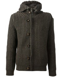 Jacob Cohen Chunky Knit Cardigan