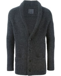 Laneus Shawl Collar Cardigan