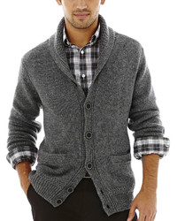 Dockers Shawl Collar Cardigan Sweater