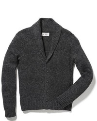 Original Penguin Shawl Collar Donegal Cardigan