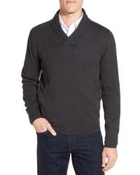 Big tall shop shawl collar sweater medium 816227