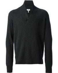 Brioni Shawl Neck Sweater