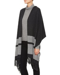 AG Jeans The Essential Travel Wrap Deepest Charcoal