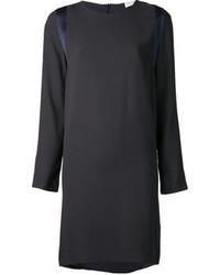 Brunello Cucinelli Crepe Shift Dress