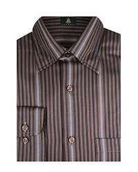 Robert Talbott Grey Sport Shirt Xl