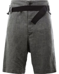 Ann Demeulemeester Drawstring Shorts