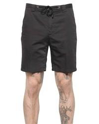 Maison Martin Margiela Cotton Linen Washed Shorts
