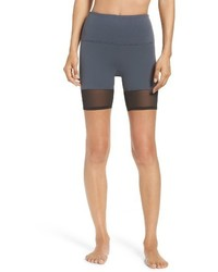 Zella Mia High Waist Mesh Bike Shorts