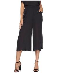 Heather Cynthia Silk Culotte Clothing
