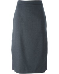 Brunello Cucinelli Knee Length Pencil Skirt