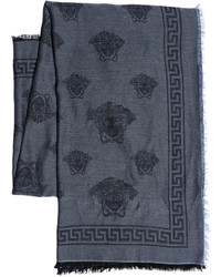 Medusa fine wool silk scarf medium 3763858
