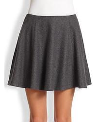 Charcoal skater skirt original 2145939