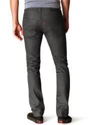 Levi's 510 skinny jeans grey