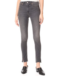 Levi's 721 Altered High Rise Skinny Jeans