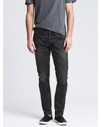 Banana Republic Heritage Skinny Charcoal Jean