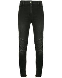 Black moto mid rise skinny jeans medium 5052997