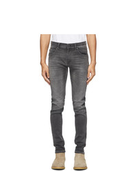 Tiger of Sweden Jeans Black Slight Jeans