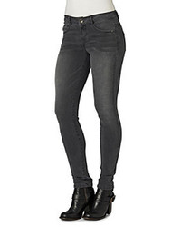 Charlotte Russe Refuge High Waisted Colored Skinny Jeans | Where