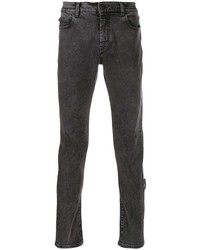 Off-White Diag Skinny Fit Jeans